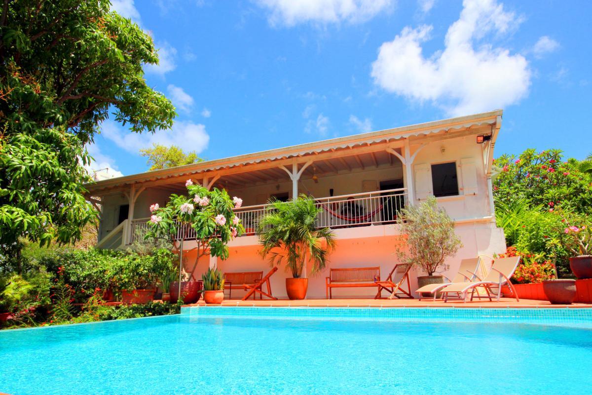 Location Martinique - Sainte Anne - villa