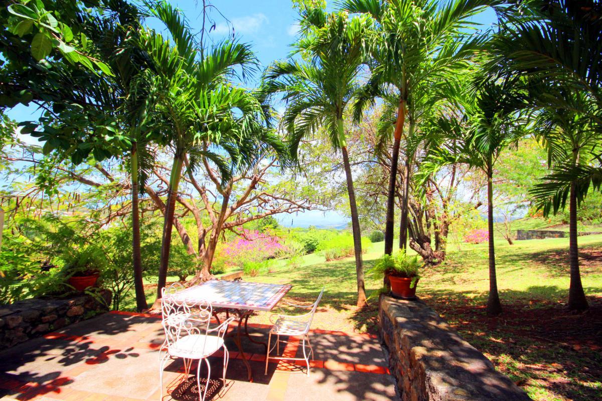 Location villa martinique vue