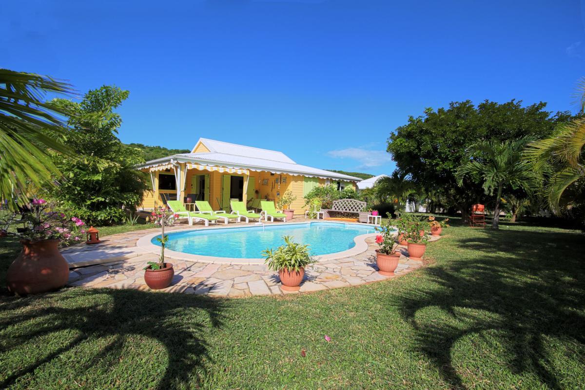 Location villa Martinique - Ensemble