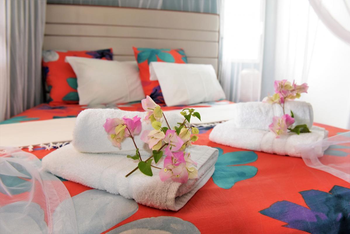 location villa martinique avec 6 chambres chambre double1 vue3