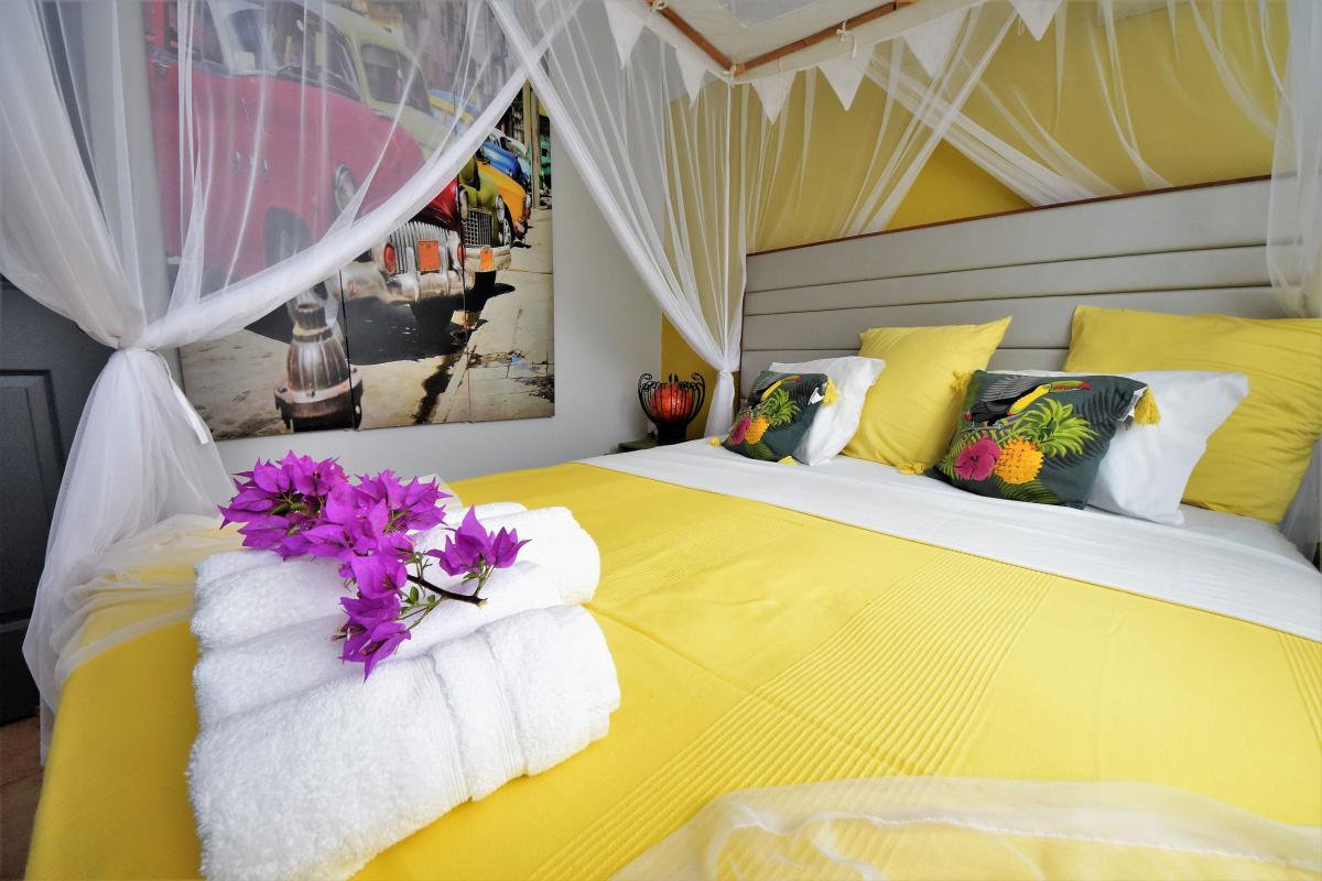 location villa martinique avec 6 chambres chambre double3 vue 3