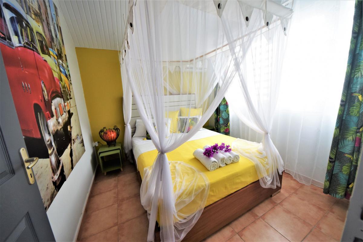 location villa martinique avec 6 chambres chambre double3