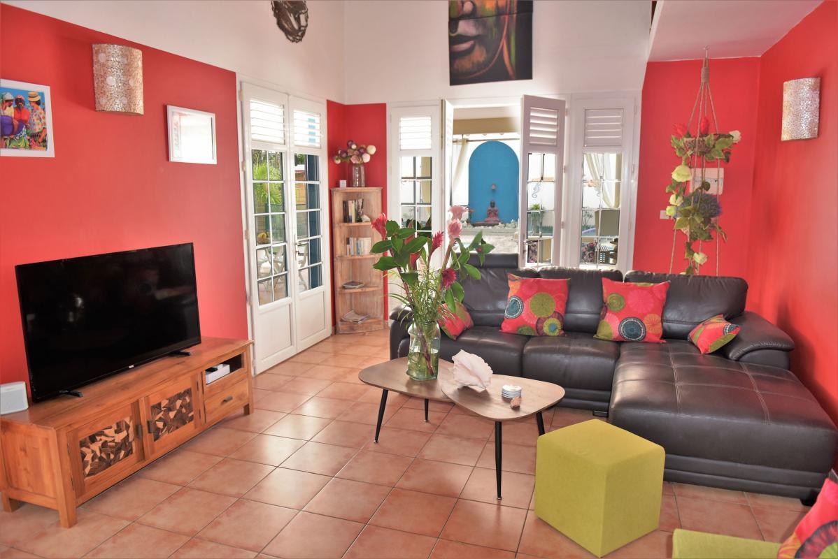 location villa martinique avec 6 chambres salon vue 2