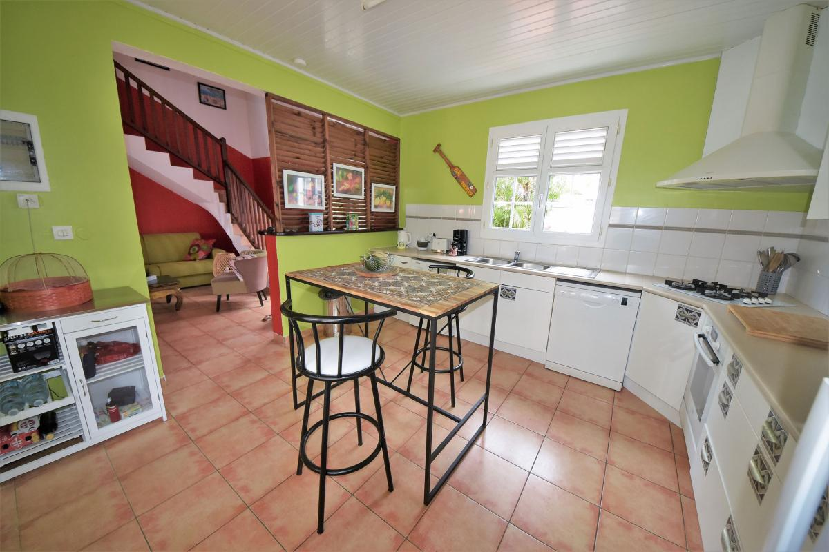 location villa martinique avec cuisine
