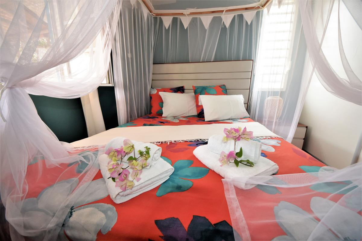location villa martinique chambre double 1 vue 2