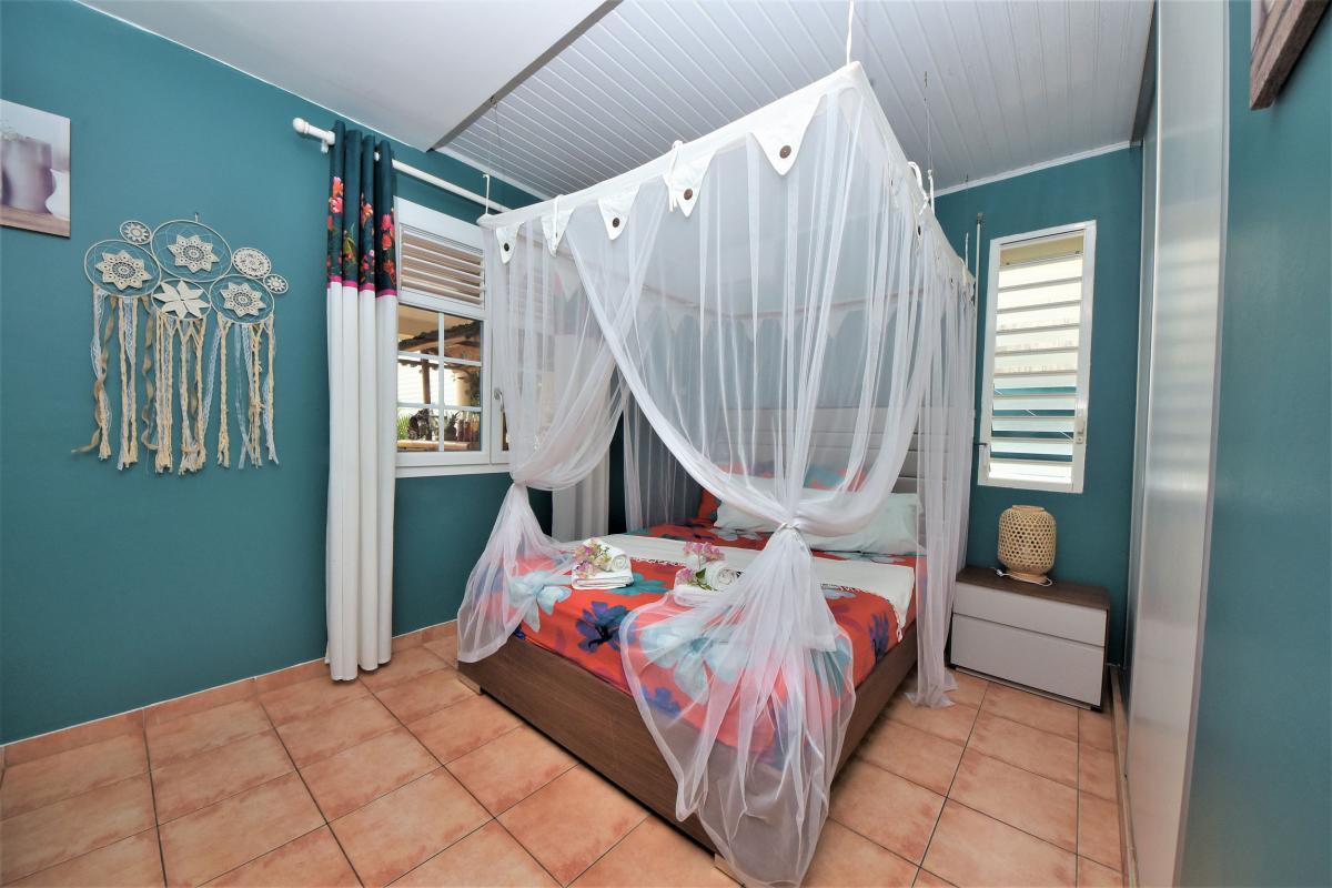 location villa martinique chambre double 1