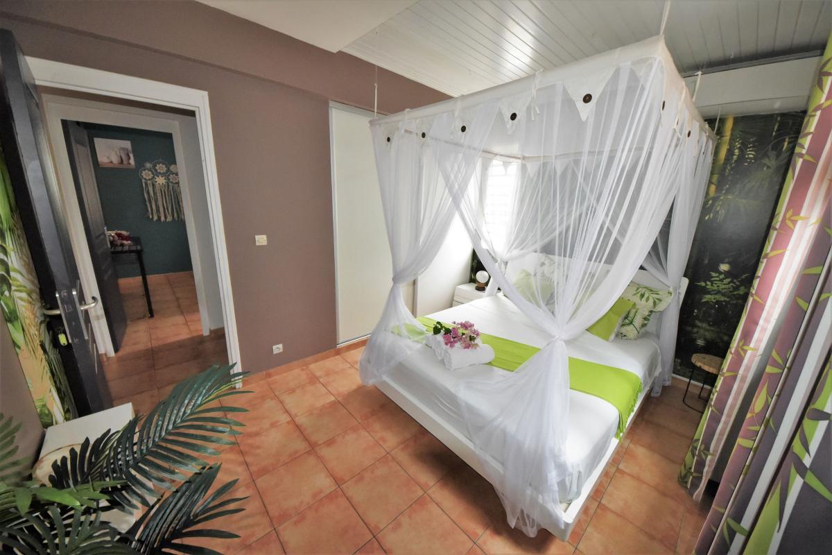 location villa martinique chambre double 2