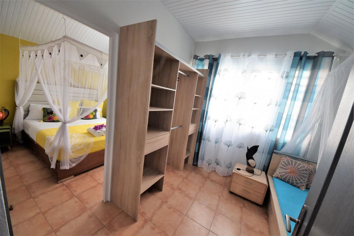 location villa martinique chambre double 3