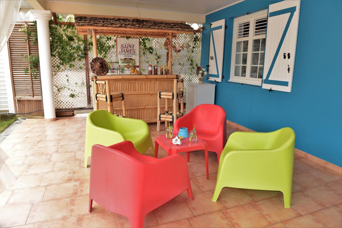 location villa martinique saint anne bar