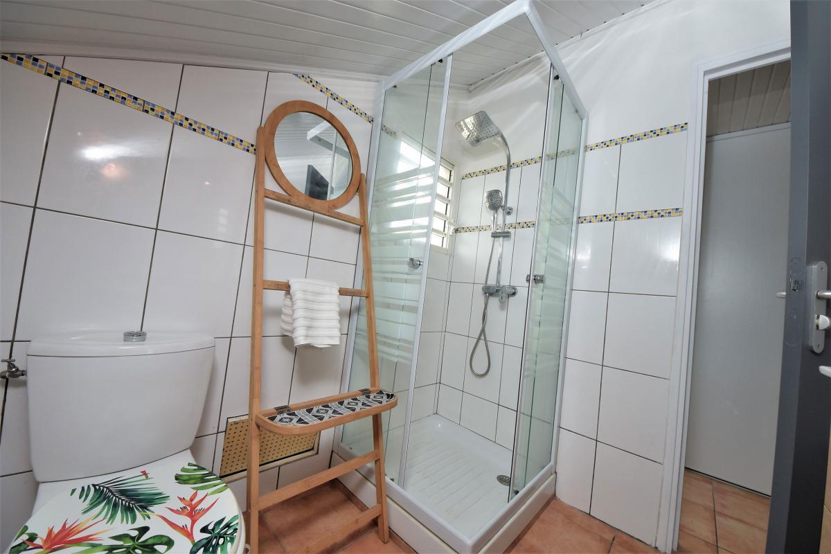 location villa martinique salle d'eau 1