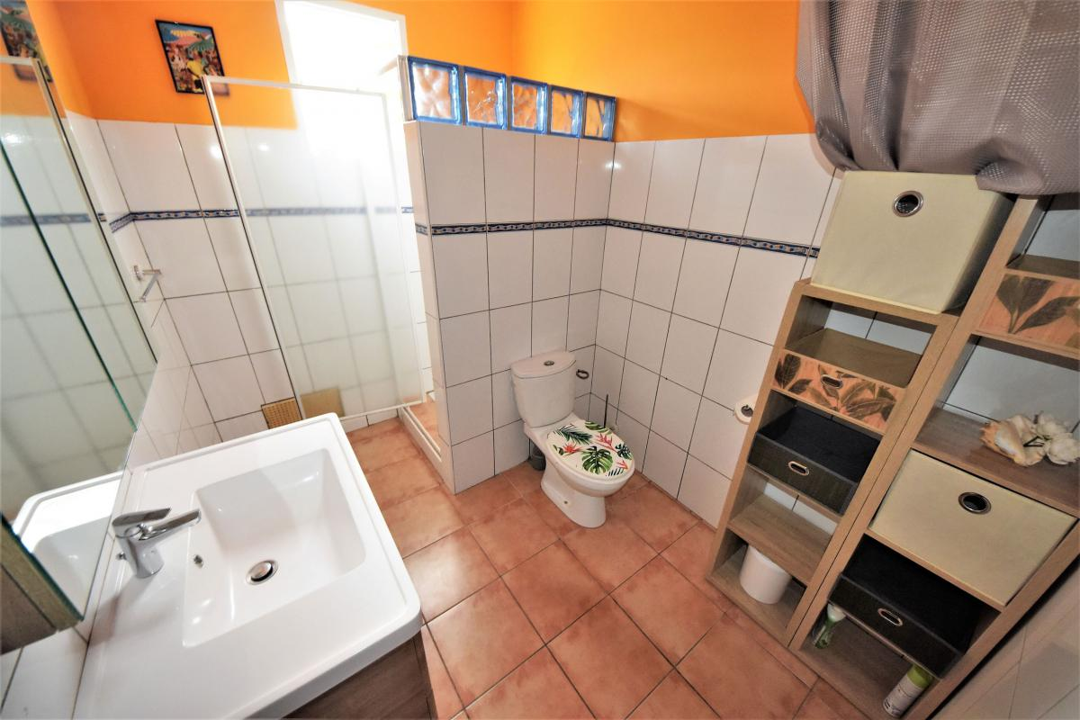 location villa martinique salle d'eau 2 douche