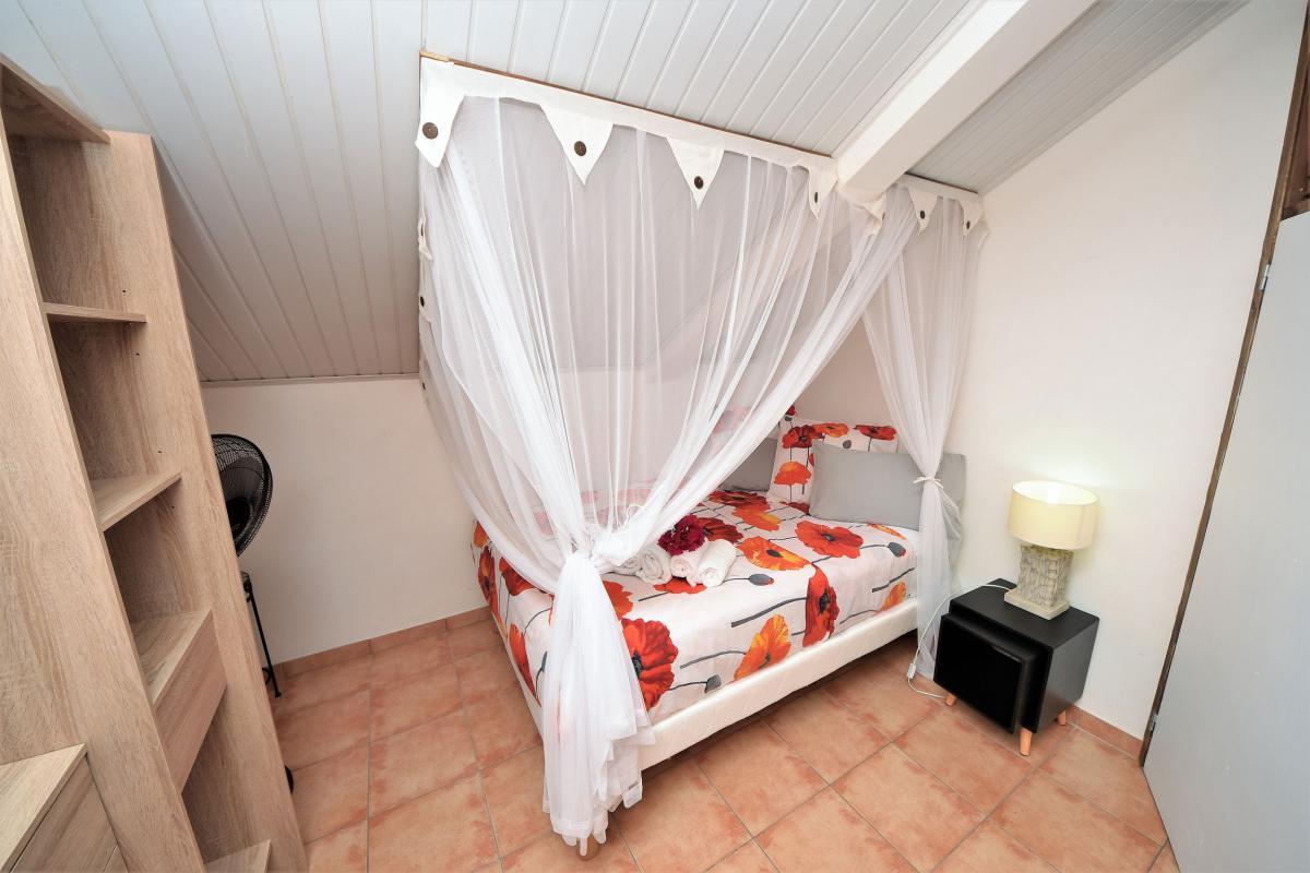 location villa sud martinique sainte anne mezzanine