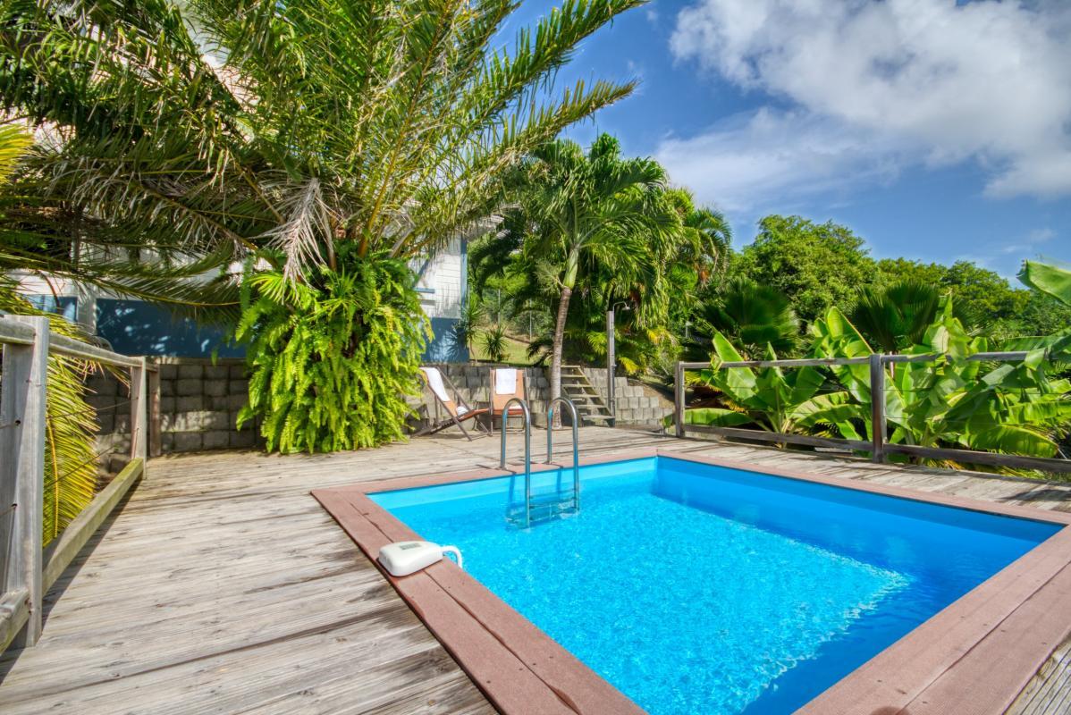 location maison martinique 3 chambres 6 personnes avec piscine