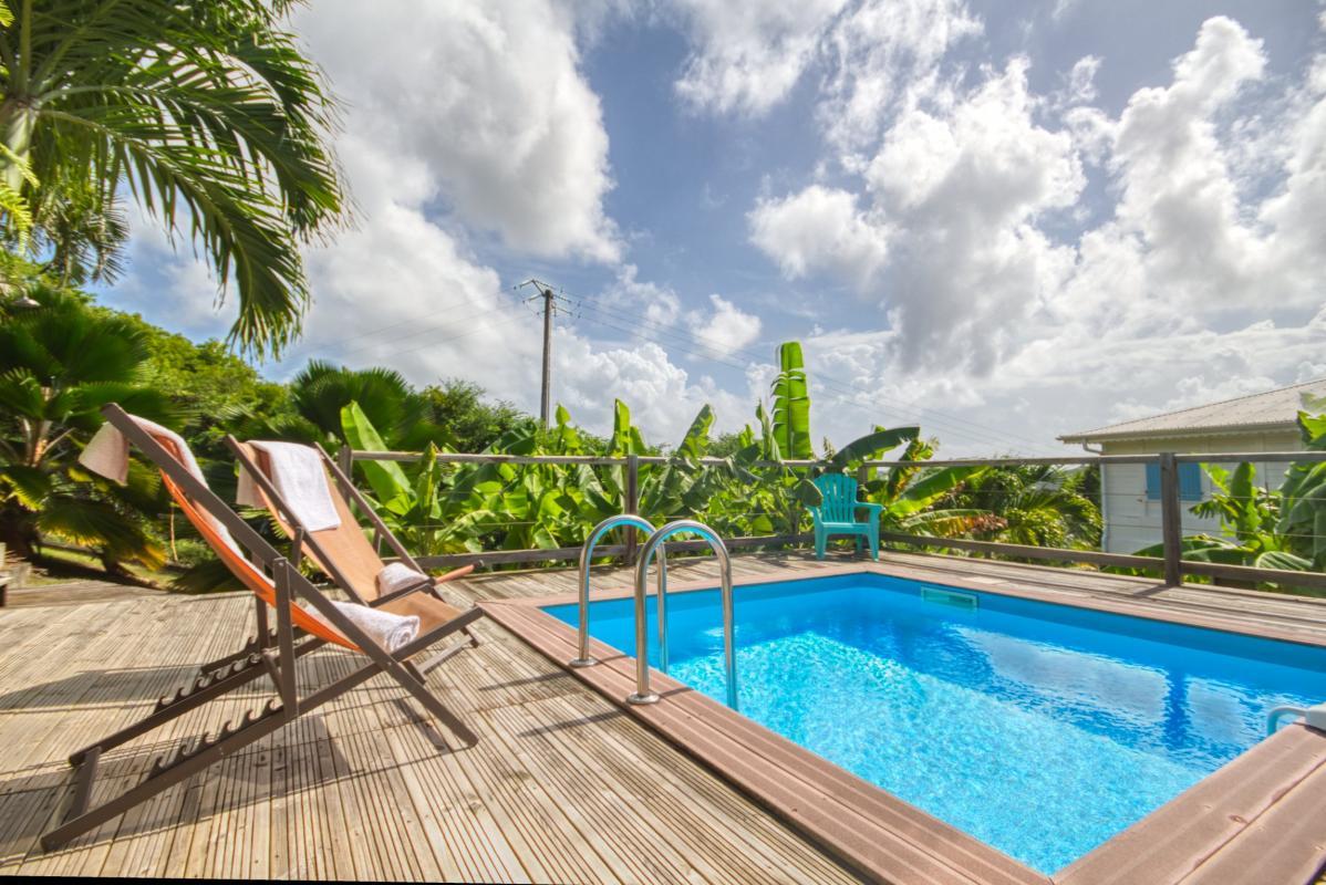 location maison martinique 3 chambres avec piscine