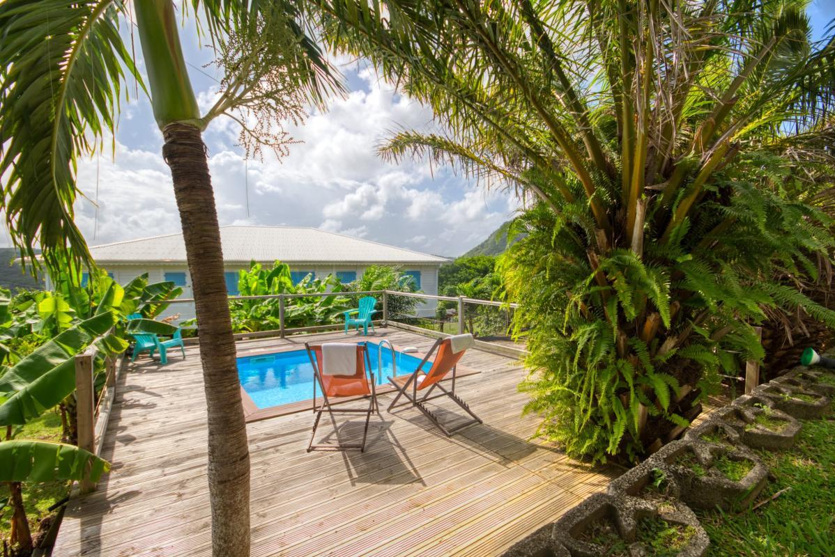 location maison martinique sainte anne 3 chambres 6 personnes avec piscine