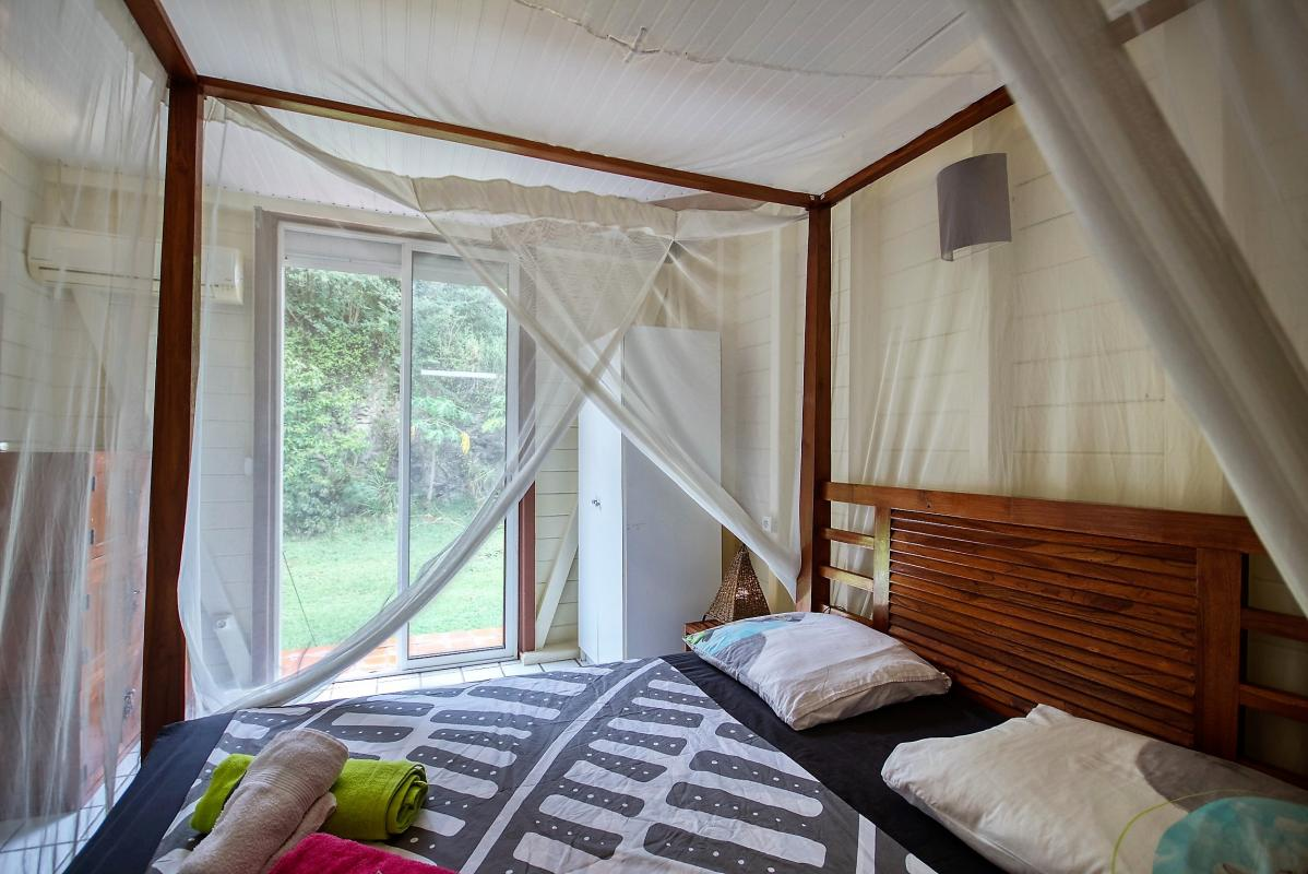 location villa de standing 12 personnes avec piscine à Sainte Anne Martinique chambre 1