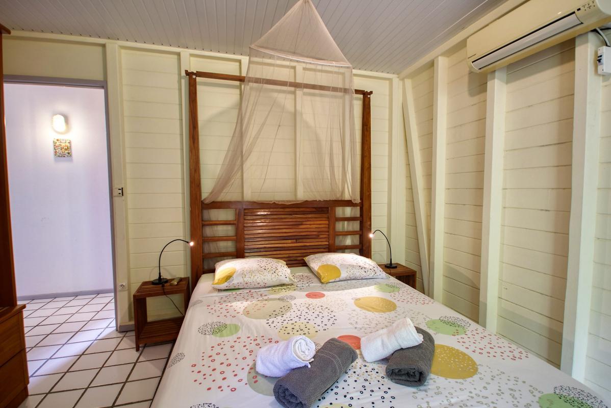 location villa de standing 12 personnes avec piscine à Sainte Anne Martinique chambre 4