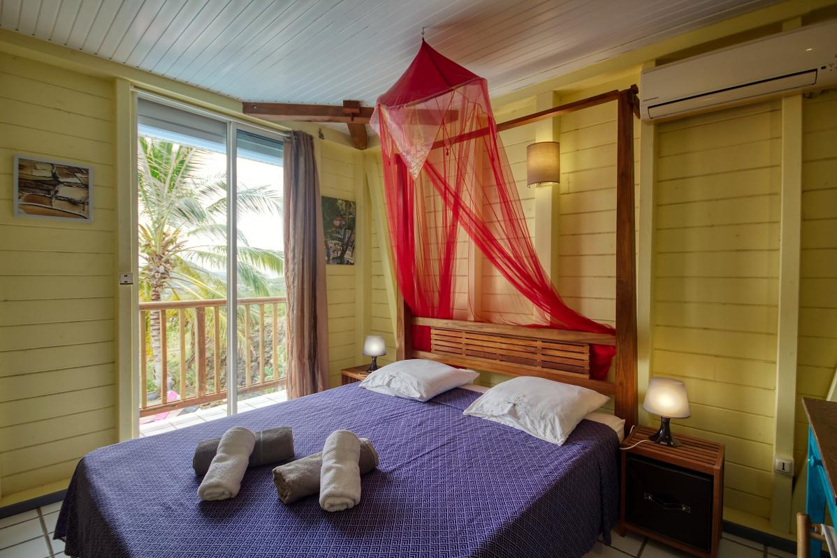 location villa de standing 12 personnes avec piscine à Sainte Anne Martinique chambre 6