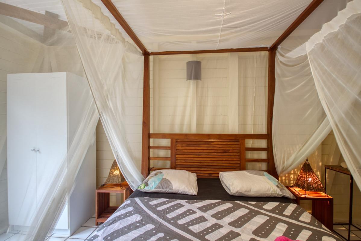 location villa de standing 12 personnes avec piscine à Sainte Anne Martinique chambre1