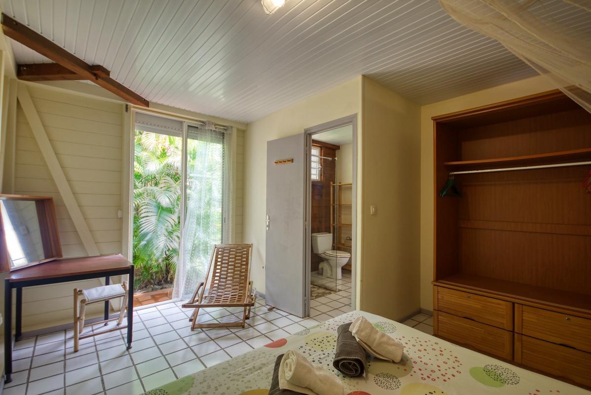 location villa de standing 12 personnes avec piscine à Sainte Anne Martinique chambre4