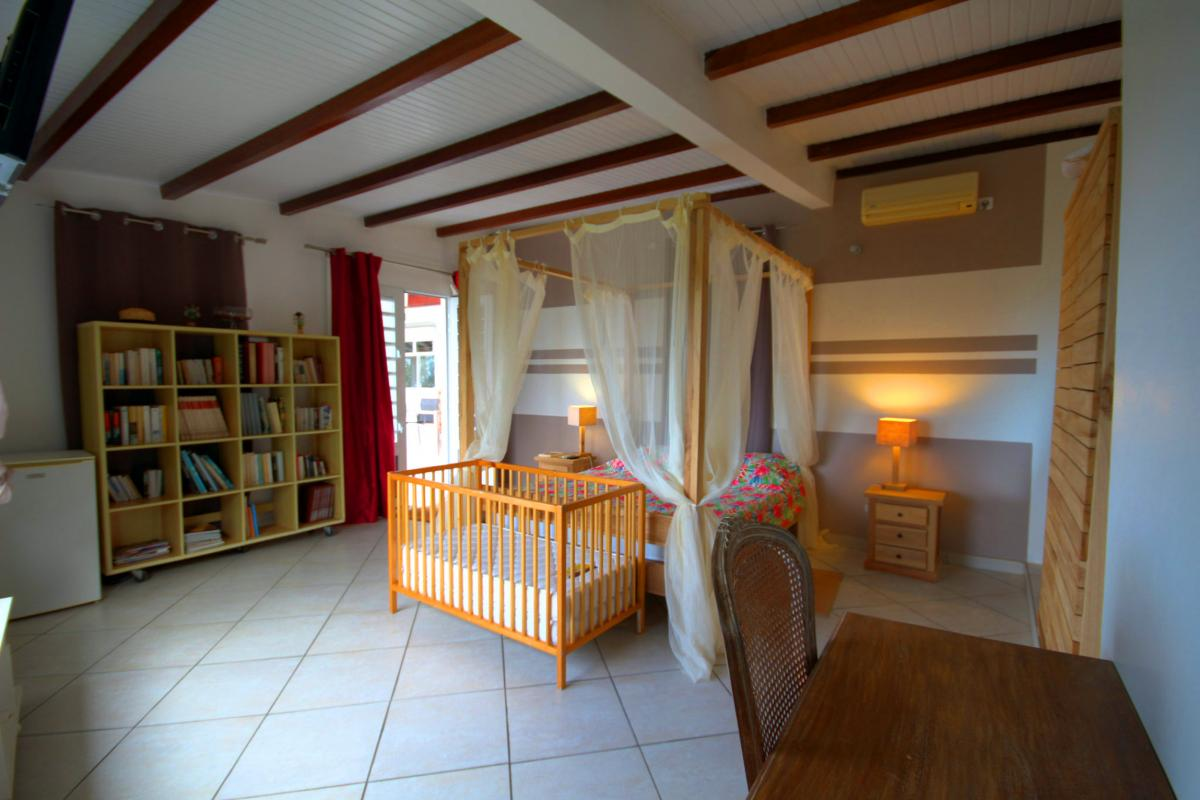 MQVA01 Location villa Martinique au Vauclin - ch1