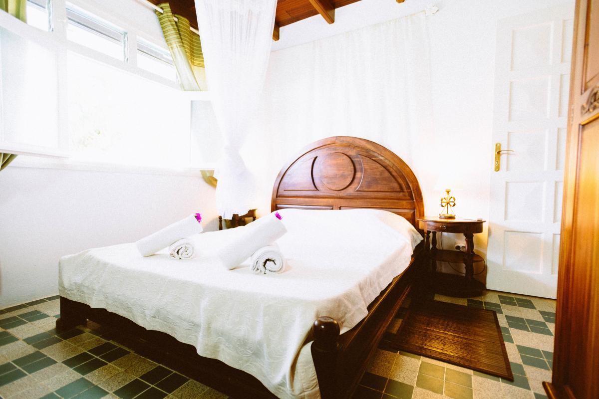 MQVA01 Location villa Martinique au Vauclin - chambre 2