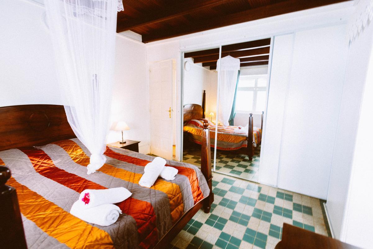 MQVA01 Location villa Martinique au Vauclin - chambre 4