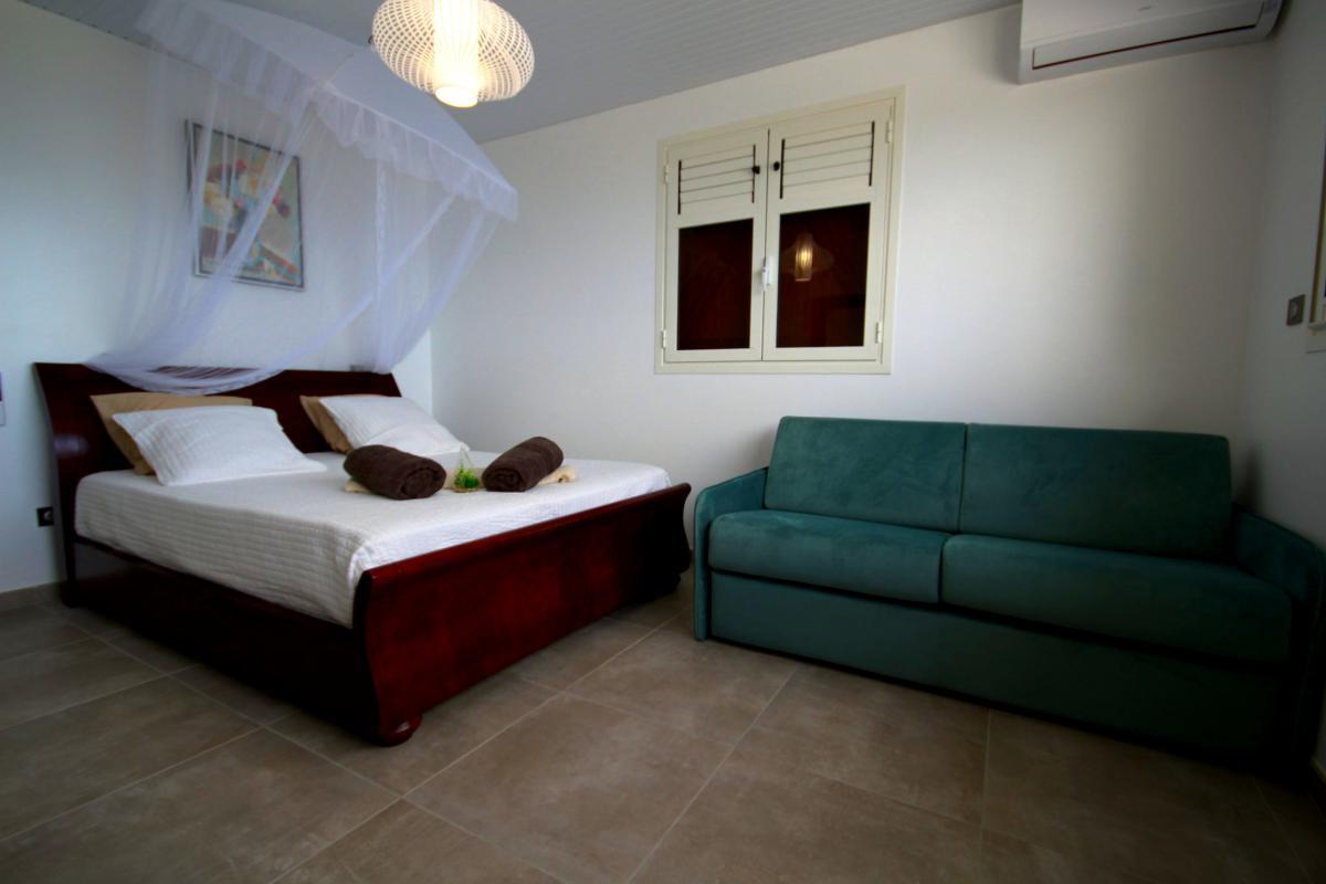 Location villa de luxe Martinique piscine vue mer chambre 2 autre
