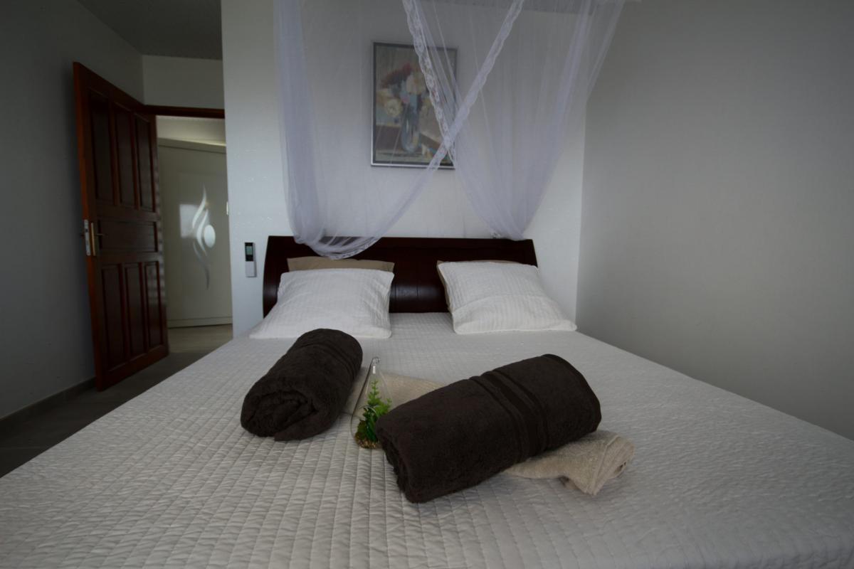 Location villa de luxe Martinique piscine vue mer Chambre 2 bis