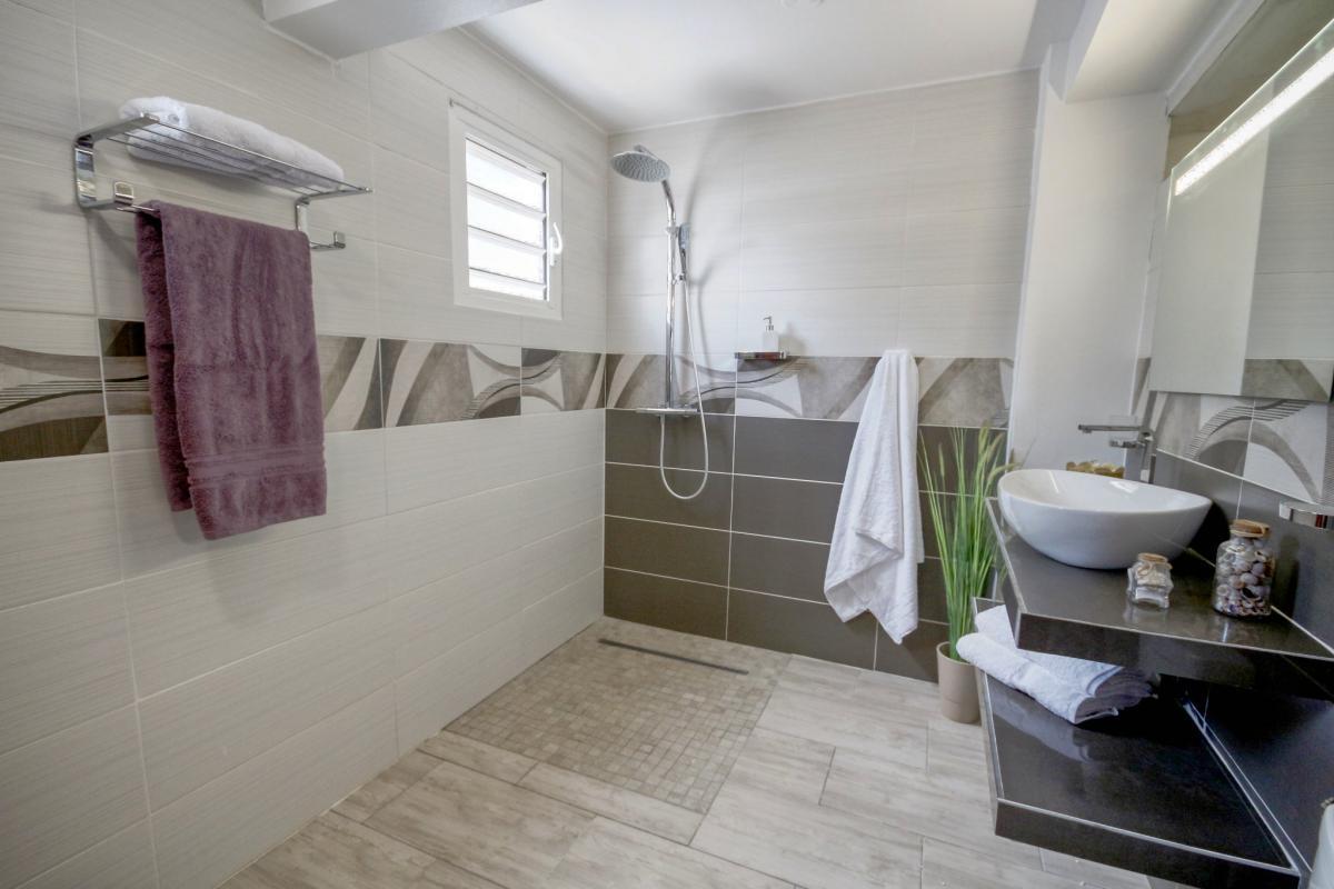 Location villa de luxe Martinique piscine vue mer SDD CH1