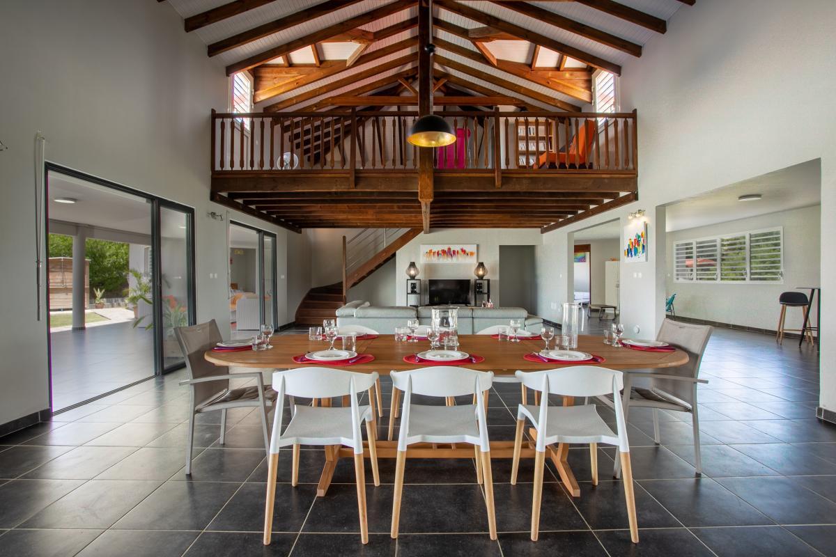 Location Maison 5 chambres Martinique