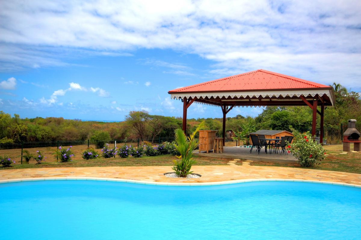 Location Maison en Martinique avec piscine