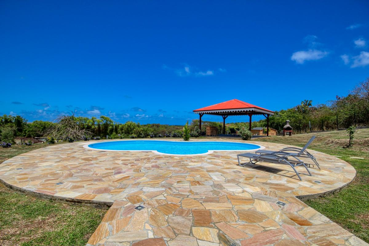 Location vacances en martinique avec piscine
