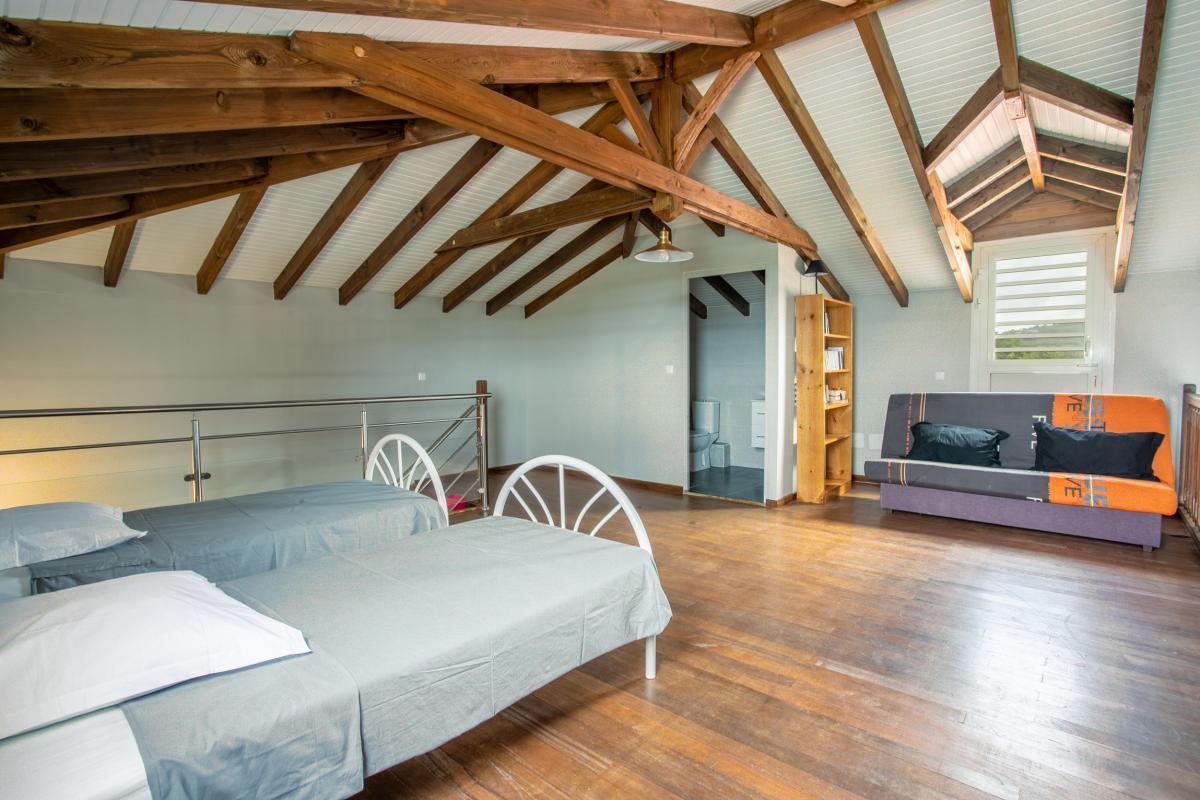 Villa de luxe au Vauclin chambre étage