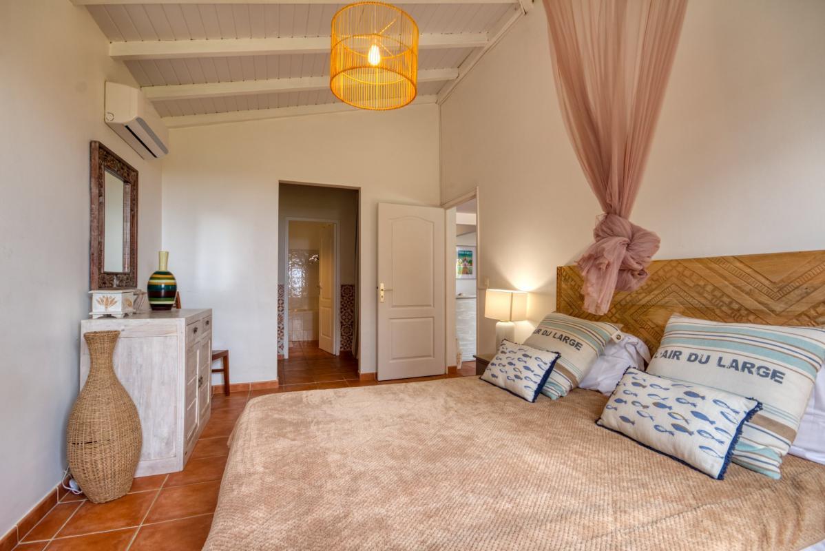location villa martinique chambre 1 rez de chaussée vue 3