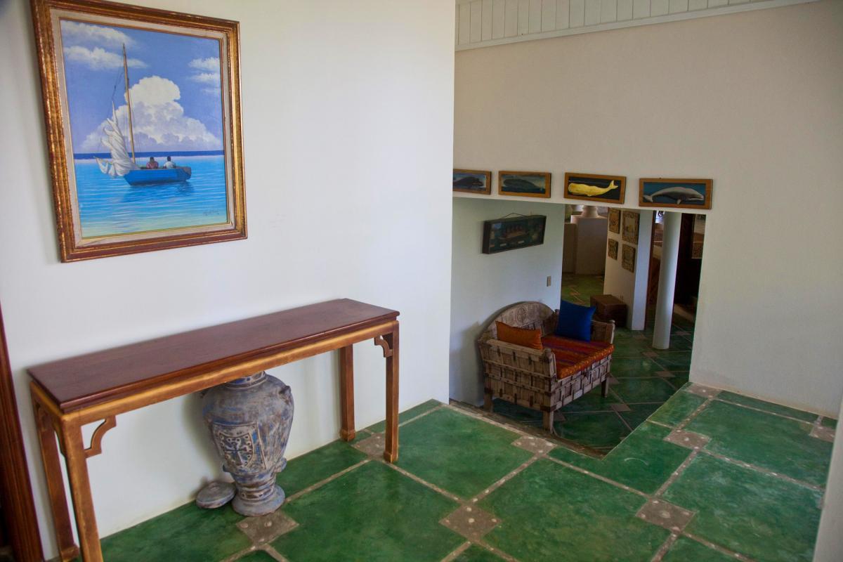 Location villa Las Terrenas - L'accès à la chambre