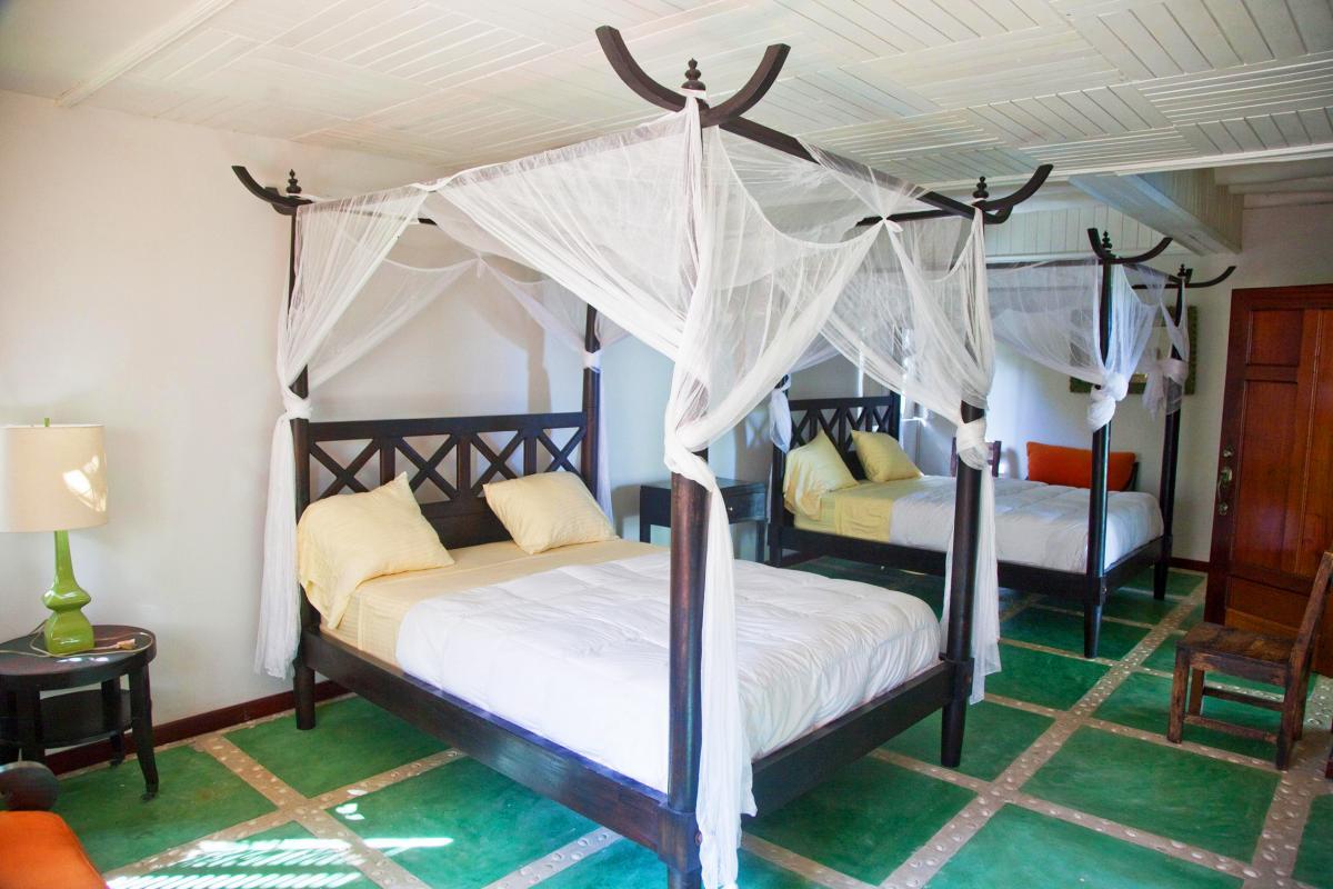 Location villa Las Terrenas - La chambre 1