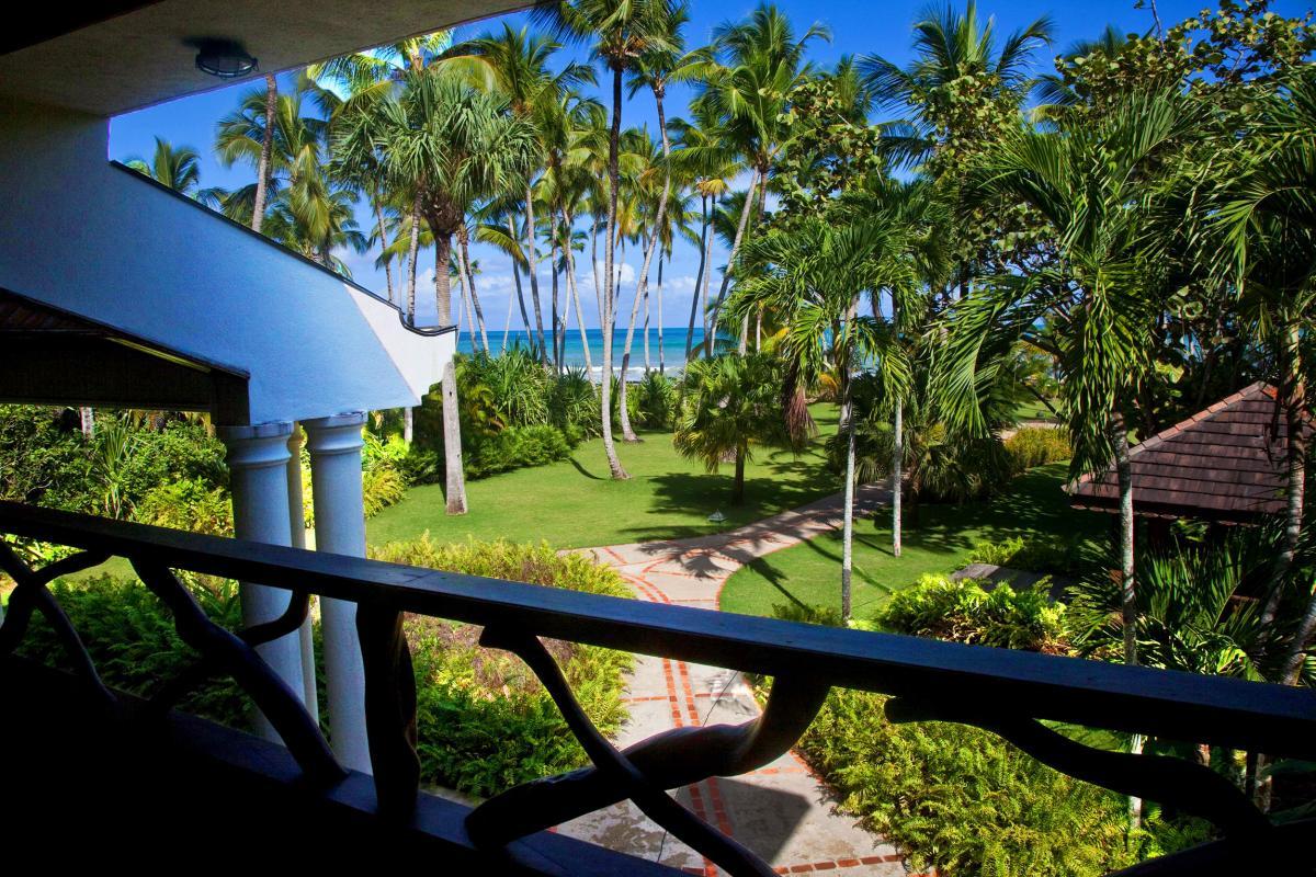 Location villa Las Terrenas - La terrasse de la Suite