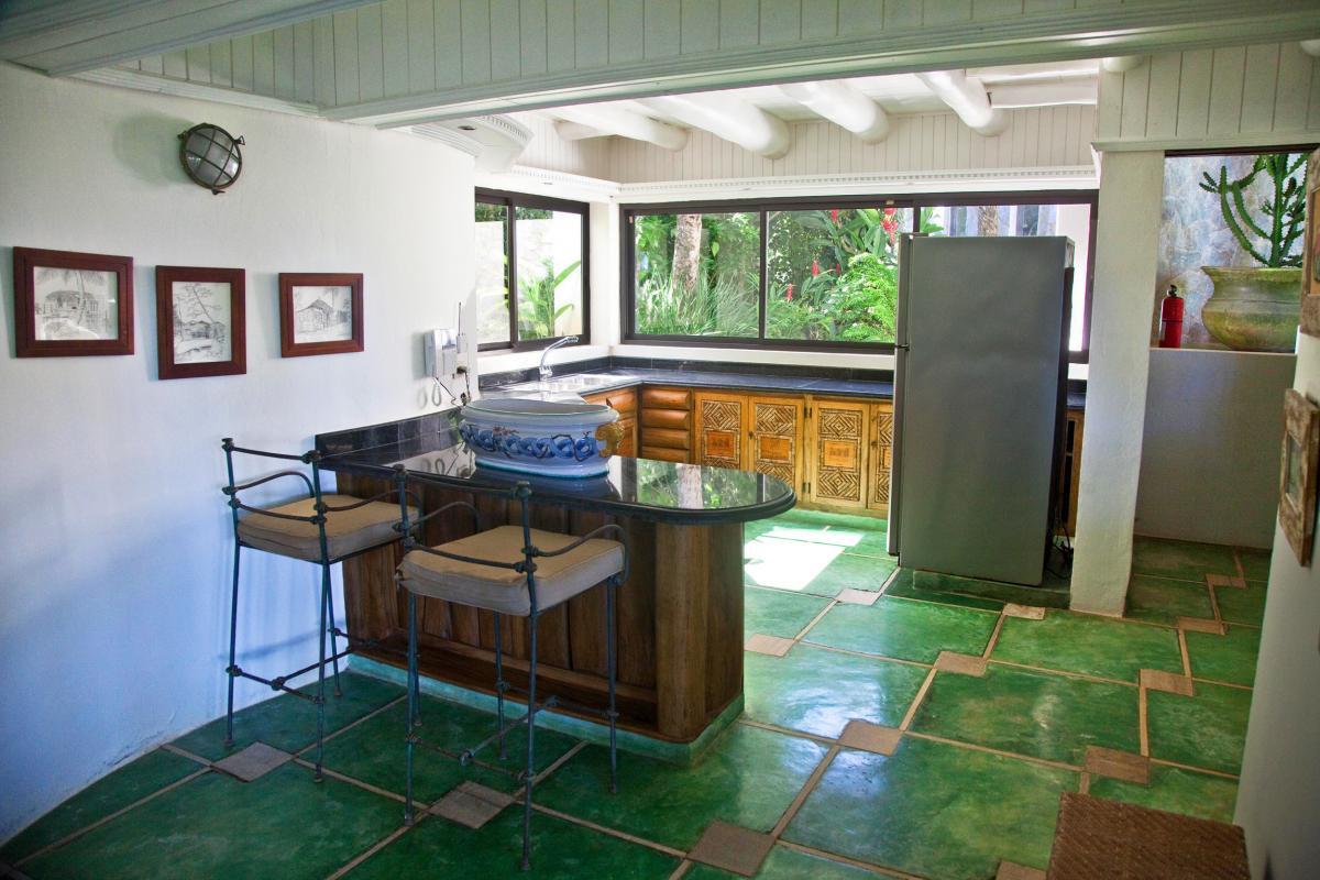 Location villa Las Terrenas - Le coin bar