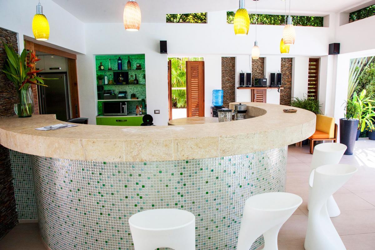 Location villa Las Terrenas - La cuisine