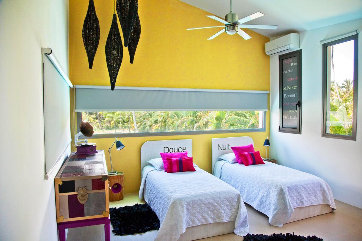Location villa Las Terrenas - La Suite famille