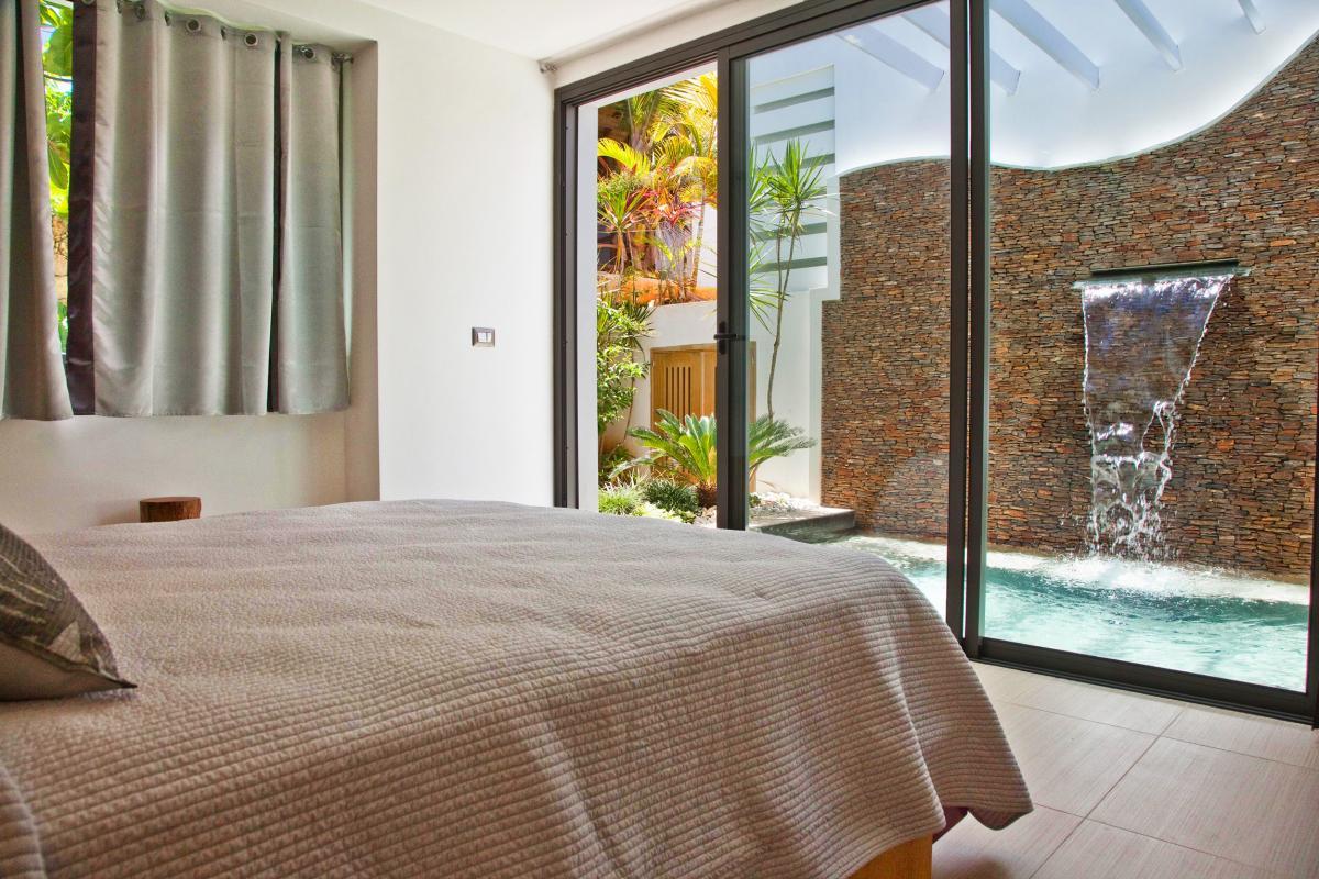 Location villa Las Terrenas - La Suite jacuzzi