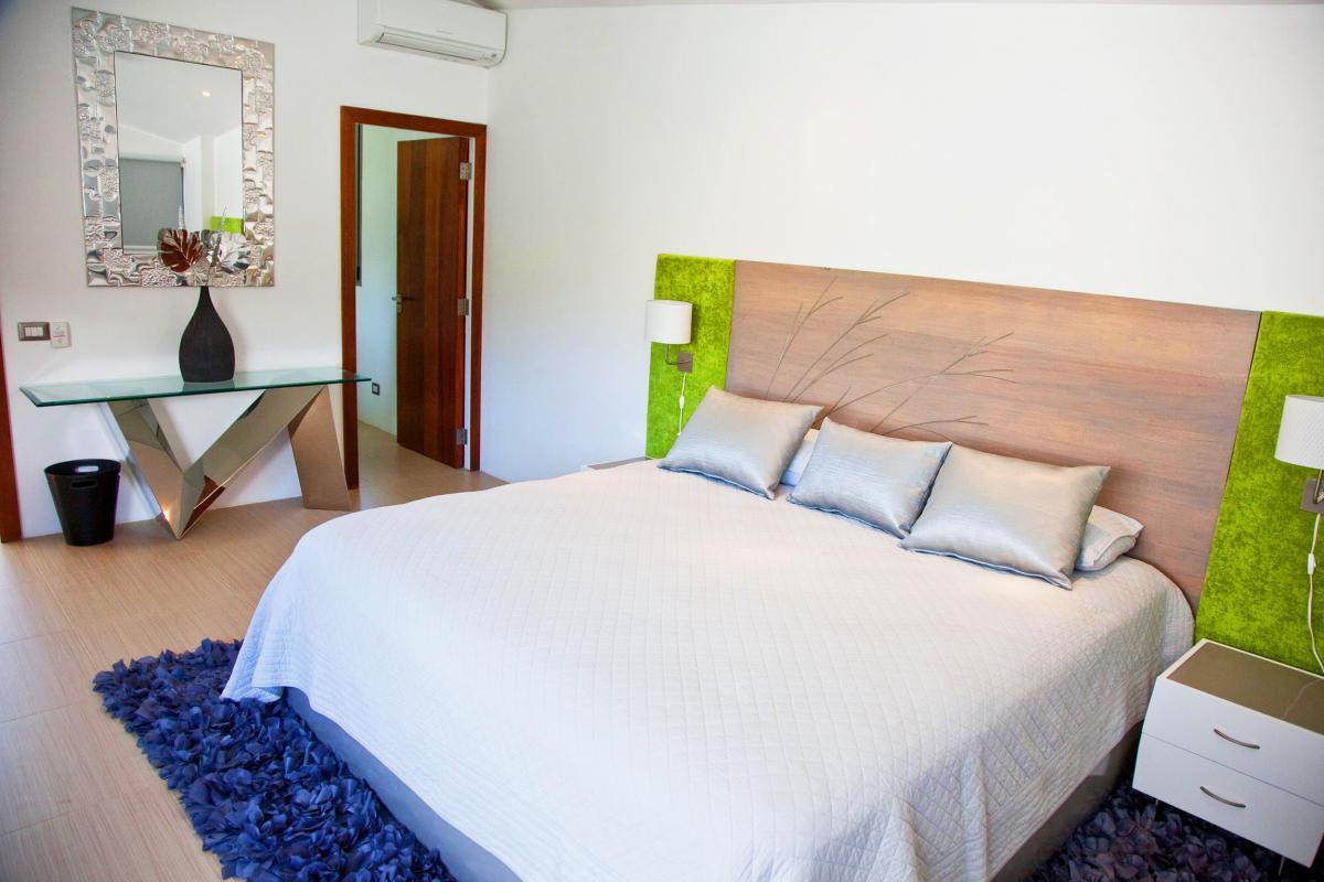 Location villa Las Terrenas - La Suite supérieure