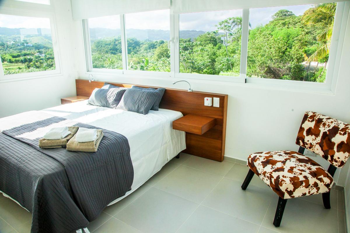 Location villa Las Terrenas - La chambre 2