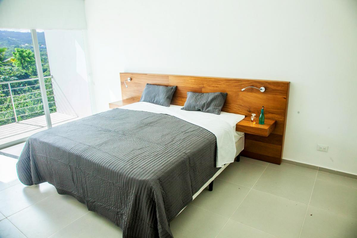 Location villa Las Terrenas - La chambre 4