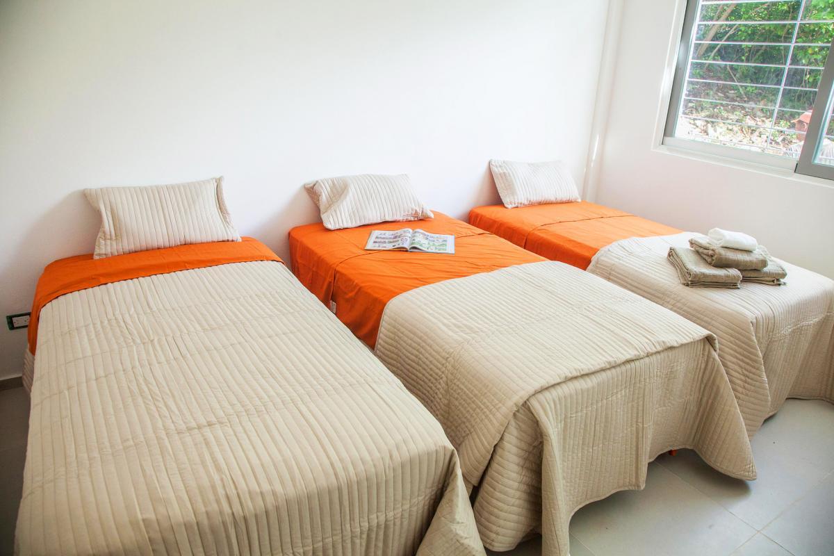 Location villa Las Terrenas - La chambre 6