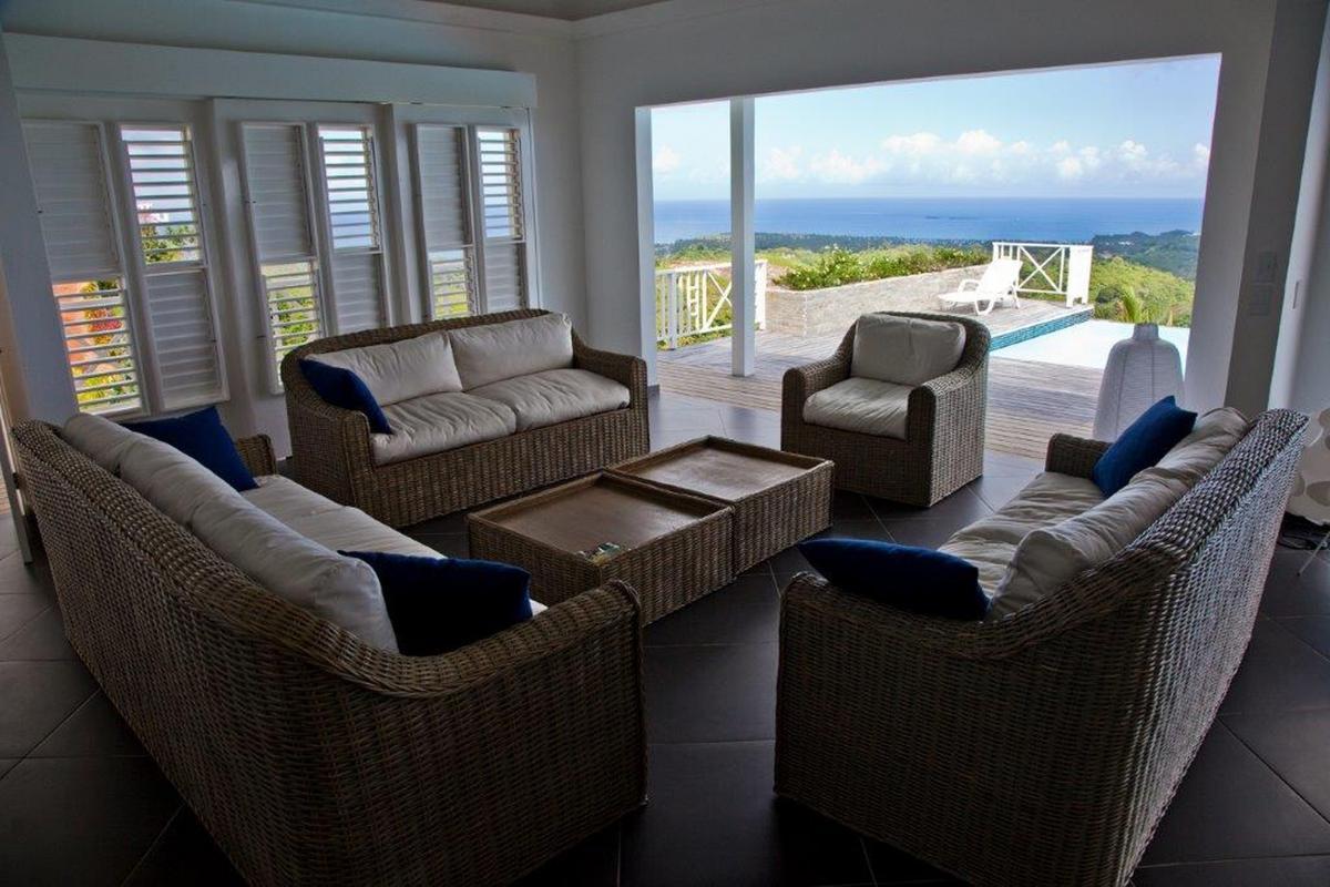 DOLT32 Villa de luxe Las Terrenas Republique Dominicaine