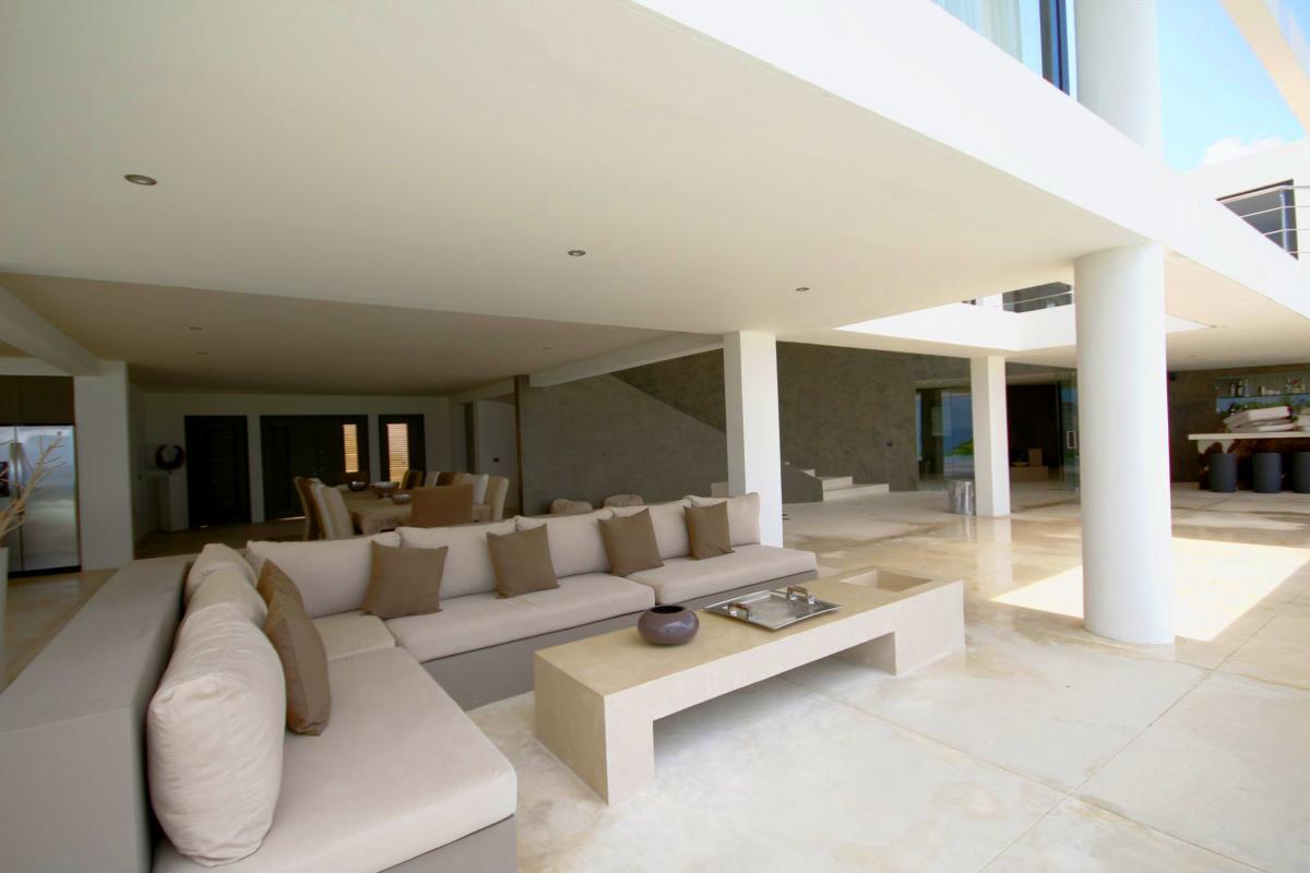 DOLT37 MD House Villa Grand luxe piscine vue mer terrasse