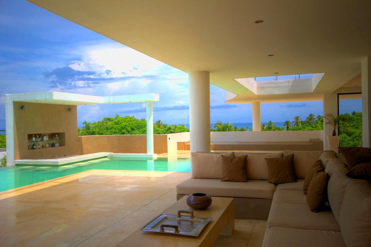 DOLT37 MD House Villa Grand luxe piscine vue mer