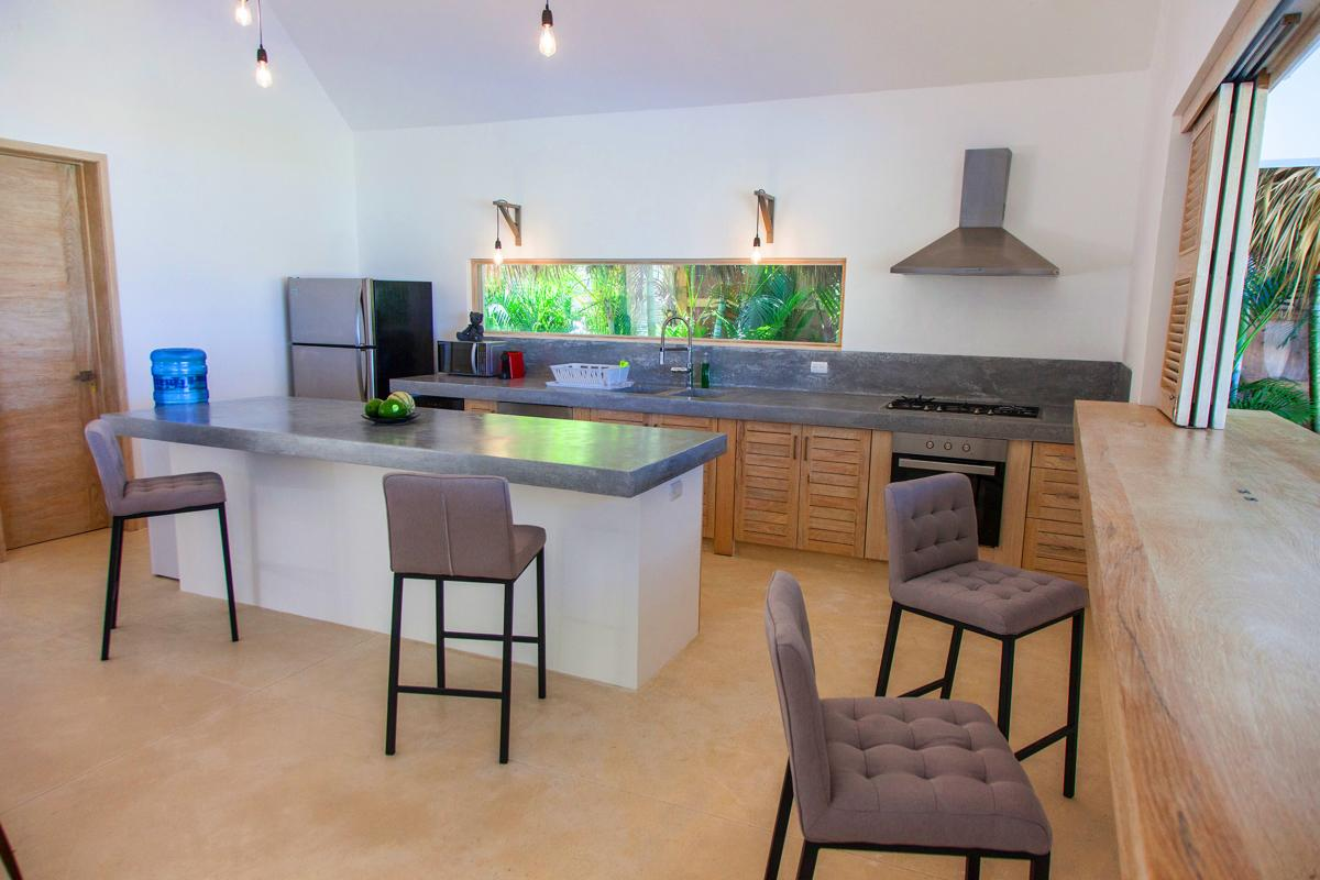 DOLT45 - Villa de luxe pieds dans l'eau Playa Coson Las Terrenas République Dominicaine